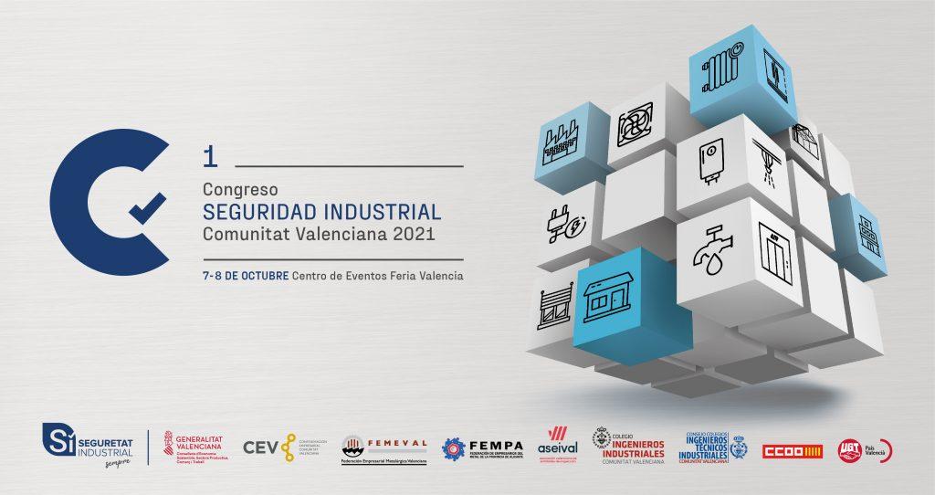 Celebración Primer Congreso Seguridad Industrial Comunidad Valenciana